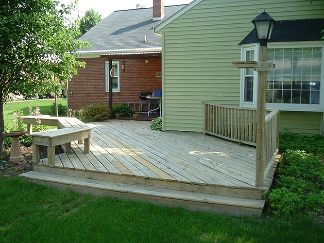 deck cleaning ephrata pa