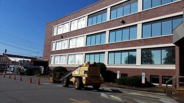 Commercial Building Washing, Exterior Cleaning